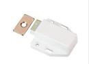 Sugatsune Magnetic Touch Latch for Medium Doors White