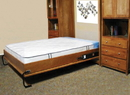 Selby 110 TWIN/SINGLE Exposed Vertical Wall Bed Hardware