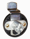 Timberline Deadbolt Lock For Drawers - 7/8