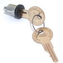 CompX Timberline Lock Plugs Black Key # 103TA