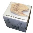 SuperTuff 10 Pound Box White Knit Rags