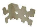 Universal Angle Bracket WHITE