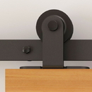US Futaba Barn Door Top Mount Black