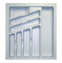 Flatware Tray 13 To 16inWide WH
