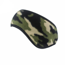 GOGO Camouflage Style Micro Fur Fleece Velcro Headbands, Ear Warmer Headbands