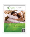 Hygea Natural Premium Allergen & Bed Bug Proof Pillow Cover Product Line