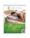 Hygea Natural 6 Gauge Vinyl Mattress & Box Springs Cover Product Line