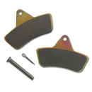 High Lifter BP-YAMR-3 Extreme Brake Pads-Y700 Grizzly 07-09 Rear Left Brake Pads