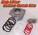High Lifter Outlaw Clutch Kit for Honda 400 Foreman (97-03), 450 Foreman (98-04) Springs Only
