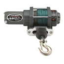 Moto Alliance VIPER-MX3500S Viper Max Series Winch w/Red Synthetic Rope 3,500 lbs.
