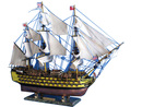 Handcrafted Model Ships A0103C HMS Victory Limited 38
