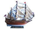 Handcrafted Model Ships A1402 Sovereign of the Seas Limited 39