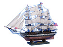 Handcrafted Model Ships B0803 USS Constitution 30