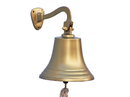 Handcrafted Model Ships BL-2050-9AN Antique Brass Hanging Ship's Bell 11