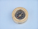 Handcrafted Model Ships CO-0607 Solid Brass Paperweight Compass 3