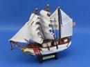 Handcrafted Model Ships Eagle-7 USCG Eagle 7
