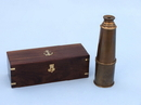Handcrafted Model Ships FT-0215-AN Deluxe Class Antique Brass Admiral'S Spyglass Telescope 27
