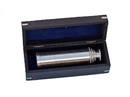 Handcrafted Model Ships FT-0224-BN Deluxe Class Brushed Nickel Captains Spyglass Telescope 15