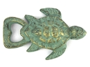 Handcrafted Model Ships K-001-bronze Antique Bronze Cast Iron Turtle Bottle Opener 4.5