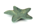 Handcrafted Model Ships K-1290-bronze Antique Bronze Cast Iron Starfish Decorative Bowl 8
