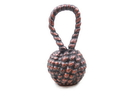 Handcrafted Model Ships K-49007-RC Rustic Copper Cast Iron Sailors Knot Door Stopper 10&Quot;