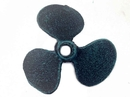 Handcrafted Model Ships K-49011-seaworn Seaworn Blue Cast Iron Propeller Paperweight 4