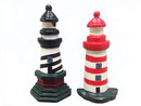 Handcrafted Model Ships Magnet - 102-black Cape Hatteras and Assateague Lighthouse Kitchen Magnets 4