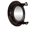 Handcrafted Model Ships MC-1962-10 AC - M Antique Copper Deluxe Class Porthole Mirror 8