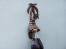 Handcrafted Model Ships MC-2128-AC Antique Copper Wall Mounted Palmtree Bottle Opener 6&Quot;