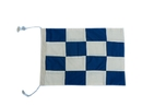 "Handcrafted Model Ships Nautical-Flag-N Letter N Cloth Nautical Alphabet Flag - 20"""