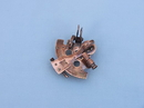 Handcrafted Model Ships NS-0454-AC Antique Copper Sextant Paperweight 3&Quot;
