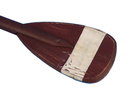 Handcrafted Model Ships Paddle-24-105 Wooden Chadwick Boat Paddle with Hooks 24