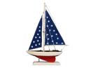 Handcrafted Model Ships patriotic sailer 17 Patriotic Sailer 17