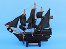 Handcrafted Model Ships QA 7 Blackbeard's Queen Anne's Revenge 7