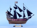 Handcrafted Model Ships Queen Annes 7 - LIKE Blackbeard's Queen Anne's Revenge Limited 7