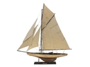 Handcrafted Model Ships R-Columbia-30 Rustic Columbia Limited 30