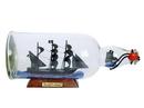 Handcrafted Model Ships Royal-Fortune-Bottle-11 Black Bart'S Royal Fortune Model Ship In A Glass Bottle 11&Quot;