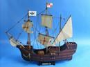 Handcrafted Model Ships Santa-Maria-14-Cross Santa Maria 14