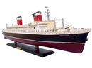 Handcrafted Model Ships SSUS 40 SS United States Limited 40