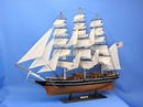Handcrafted Model Ships Star-Of-India-30R Star Of India 30""
