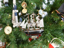 Handcrafted Model Ships Star of India-7-XMASS Wooden Star of India Model Ship Christmas Tree Ornament