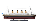 Handcrafted Model Ships Titanic-50-Rico Rms Titanic Model Cruise Ship 50&Quot;