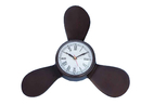 Handcrafted Model Ships WC-1521-AC Antique Copper Decorative Ships Propeller Clock 18