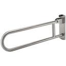 Harney Hardware 71796 Bathroom Swing Up Grab Bar, Peened Surface, 30 In. X 1 1/4 In.