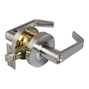 Harney Hardware 86501 Vigilant Commercial Door Lock, Privacy / Bathroom Function
