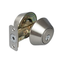 Harney Hardware 87350 Keyed Double Cylinder Deadbolt