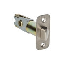 Harney Hardware 87373 Residential UL Privacy / Passage Latch, Adjustable 2 3/8 In. To 2 3/4 In.