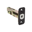 Harney Hardware 87375 Residential UL Deadbolt Latch, Adjustable 2 3/8 In. To 2 3/4 In.