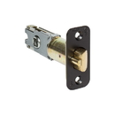 Harney Hardware 87525 Residential Cont UL Keyed / Entry Latch, Adjustable 2 3/8 In. To 2 3/4 In.