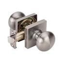 Harney Hardware 87819 Kendall Closet / Hall / Passage Door Knob Set, Satin Nickel